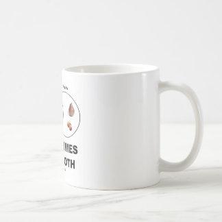 Sometimes It Is Both (Vegetables Fruits Attitude) Mug