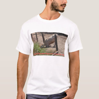 Sometimes the Grass IS Greener on the Other Side! T-Shirt