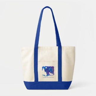 Sometimes the Moon Howls Tote Bag