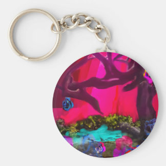 Sometimes the nature dress up key ring