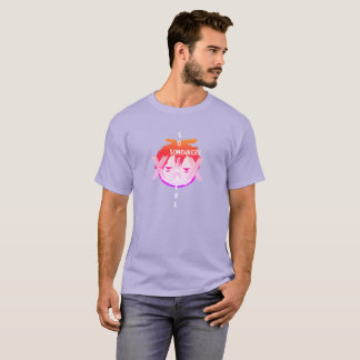 Somewhere(3) lavendar T-Shirt