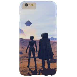 somewhere on mars VII Barely There iPhone 6 Plus Case