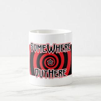 SomeWhere OutHere - Coffee Mug