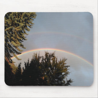 Somewhere over the rainbow mouse pad