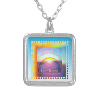 """""""Somewhere Over the Rainbow"""" Necklace"""