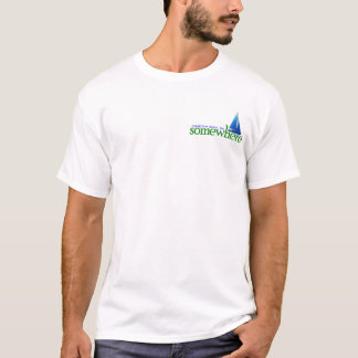 SOMEWHERE WITH BOAT T-Shirt