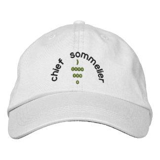 SOMMELIER HAT
