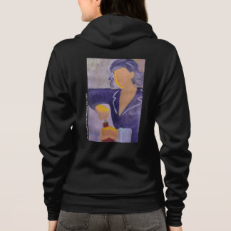 Sommelier Wanna-Be Hoodie for Wine Lovers