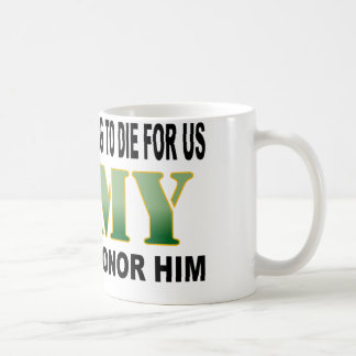 Son Army Honor Mugs