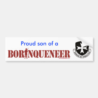 Son - Bumper Sticker