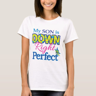 Son_Down_Rt_Perfect T-Shirt