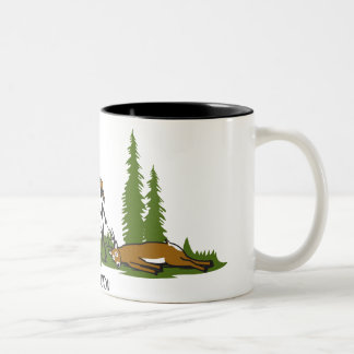 Son Family Hunting Coffee Mug