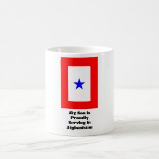 Son in Afghanistan Coffee Mug