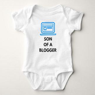 Son of a Blogger Boy's Bodysuit