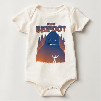 Son of Bigfoot Baby Bodysuit
