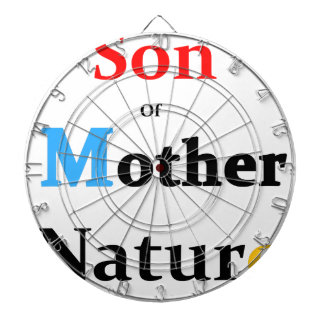 Son Of Mother Nature Dartboard