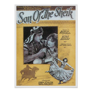Son of the Sheik Poster
