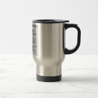 Son Poem  - 30th Birthday Design Travel Mug