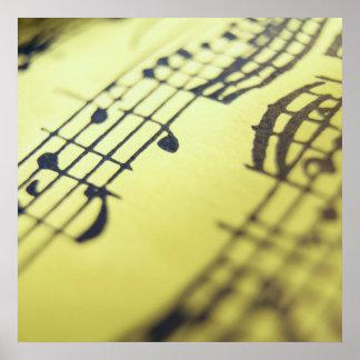 Sonata Sheet Music 3 Poster