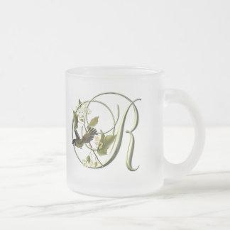 Sonbird Initial R Mug