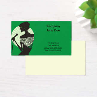 Song Bird Business Card