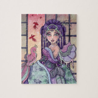 Song bird Fairy Empress Puzzle