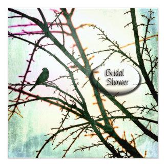Song of Hope Bridal Shower Custom Invitations