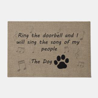 Song of my People Doormat