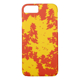 Song of nature - Sunset iPhone 8/7 Case