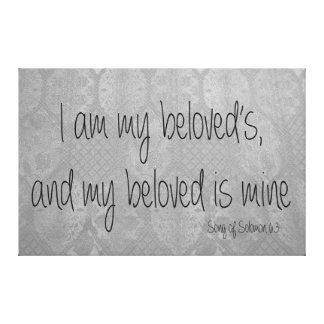 Song of Solomon Canvas Print