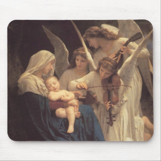 """Song of the Angels"" Mousepad"