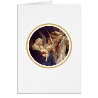 Song of the Angels note card