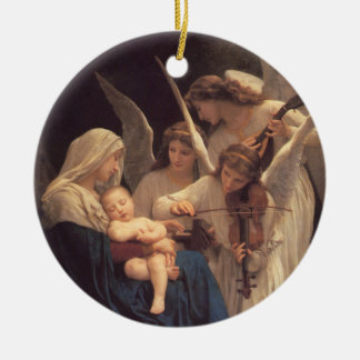 Song of The Angels Religious Christmas Ornament