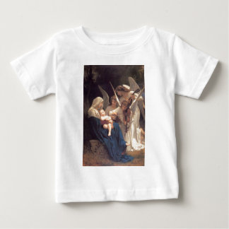 Song of the Angels - William-Adolphe Bouguereau Baby T-Shirt