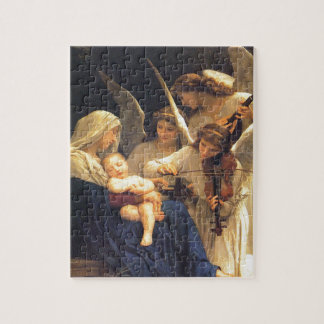 Song of the Angels, William-Adolphe Bouguereau Jigsaw Puzzle