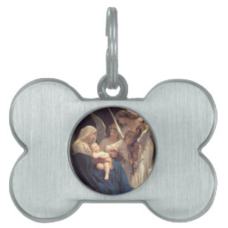 Song of the Angels - William-Adolphe Bouguereau Pet Tag