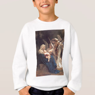 Song of the Angels - William-Adolphe Bouguereau Sweatshirt