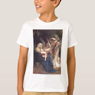 Song of the Angels - William-Adolphe Bouguereau T-Shirt