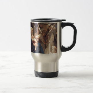 Song of the Angels - William-Adolphe Bouguereau Travel Mug
