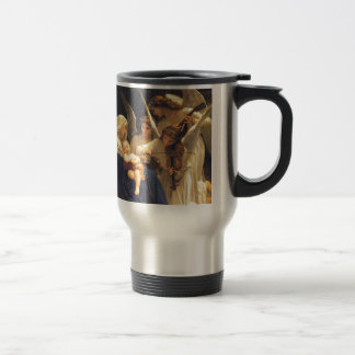 Song of the Angels, William-Adolphe Bouguereau Travel Mug