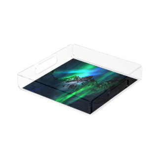 Song of the Mountains Acrylic Tray