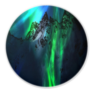Song of the Mountains Ceramic Knob
