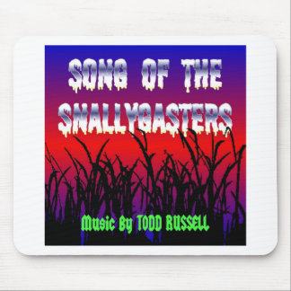"""Song of the Snallygasters"" Mouse Pad"