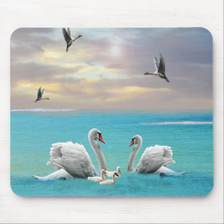 Song Of The White Swan, Mouse Pad