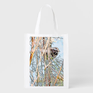 Song Sparrow Reusable Bag