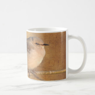 Songbird coffee cup
