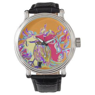 """""""""""Songbird"""" Designer's watch"""