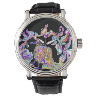"""""""Songbird"""" Designer's watch"""