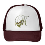 Songbird Initial K Trucker Hat