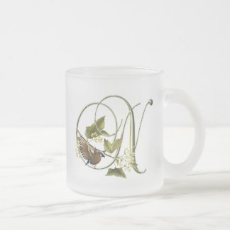 Songbird Initial N Coffee Mug